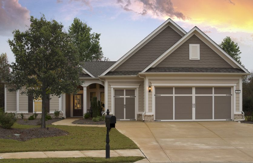 Single Family for Sale at Del Webb At Lake Oconee - Napa Valley 1001 Muscogee Way Greensboro, Georgia 30642 United States