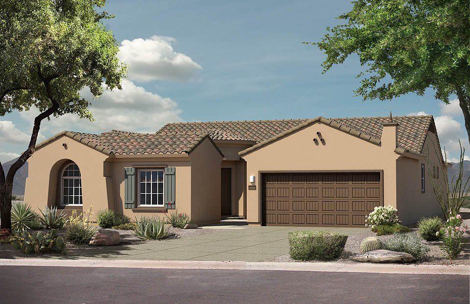 Single Family for Sale at Del Webb At Rancho Del Lago - Celebration 10260 S Blendu Way Vail, Arizona 85641 United States