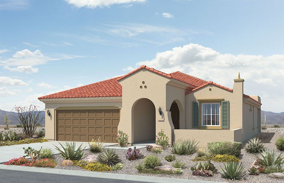Single Family for Sale at Lone Tree - Sanctuary 6080 S. Pinaleno Place Chandler, Arizona 85249 United States