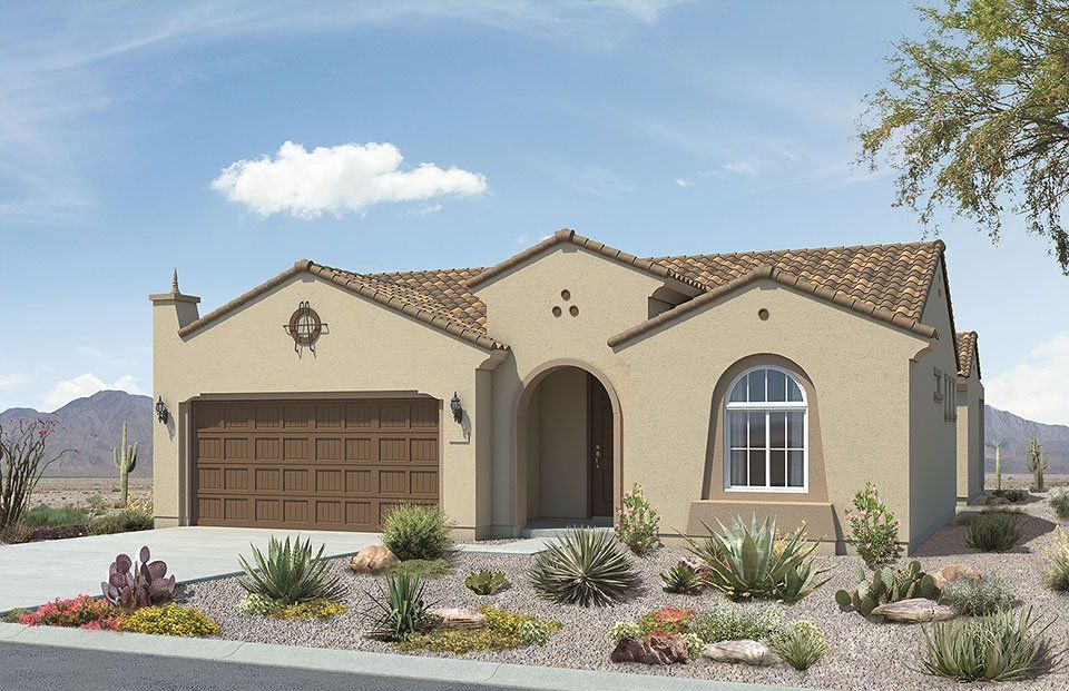 Single Family for Sale at Lone Tree - Haven 6080 S. Pinaleno Place Chandler, Arizona 85249 United States