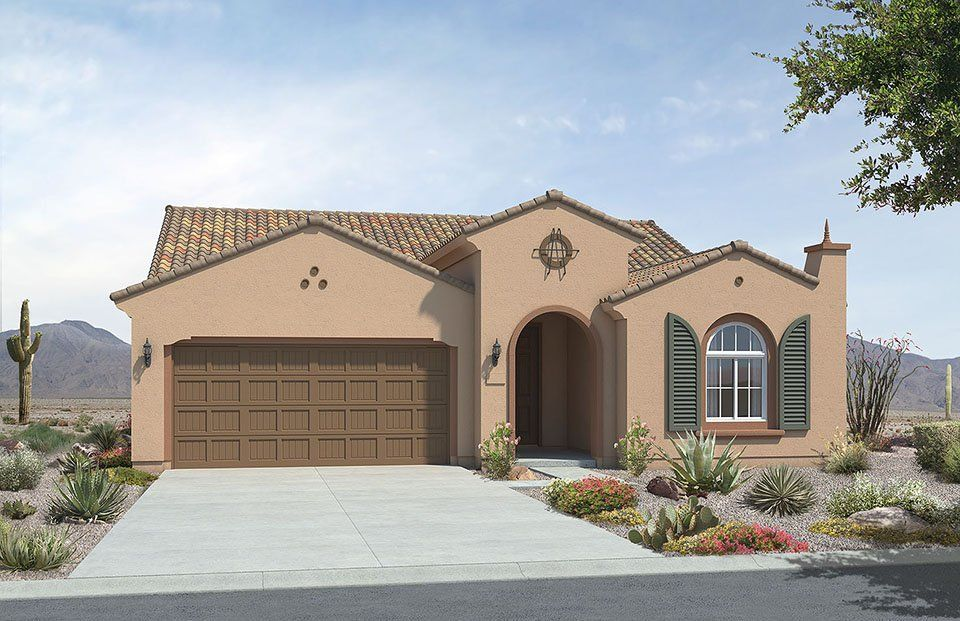 Single Family for Sale at Lone Tree - Preserve 6080 S. Pinaleno Place Chandler, Arizona 85249 United States