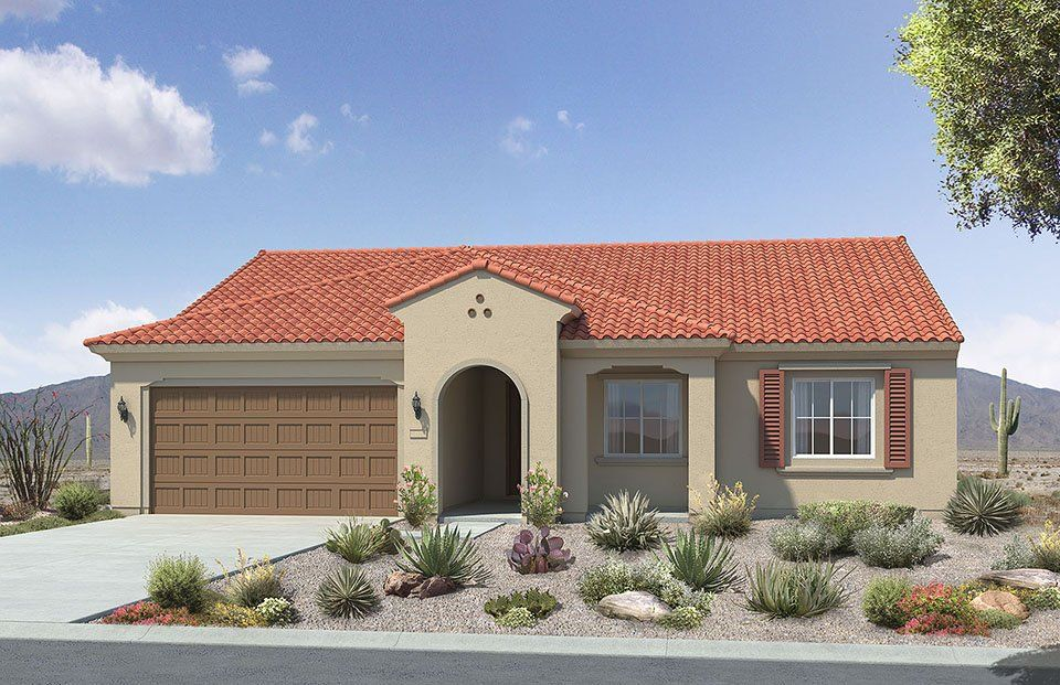 Single Family for Sale at Lone Tree - Pursuit 6080 S. Pinaleno Place Chandler, Arizona 85249 United States