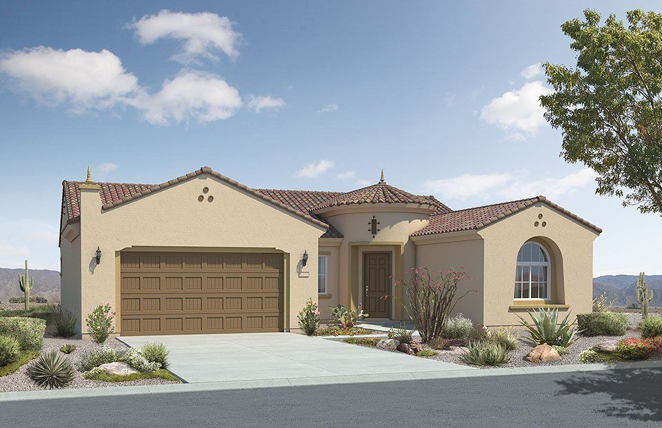 Single Family for Sale at Lone Tree - Serenity 6080 S. Pinaleno Place Chandler, Arizona 85249 United States