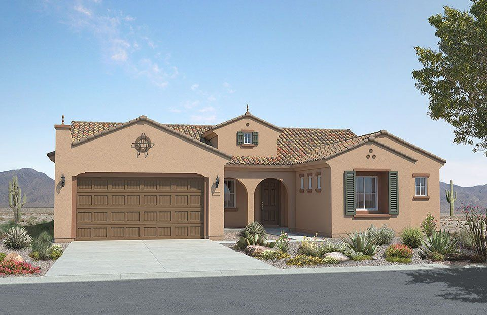 Single Family for Sale at Lone Tree - Endeavor 6080 S. Pinaleno Place Chandler, Arizona 85249 United States