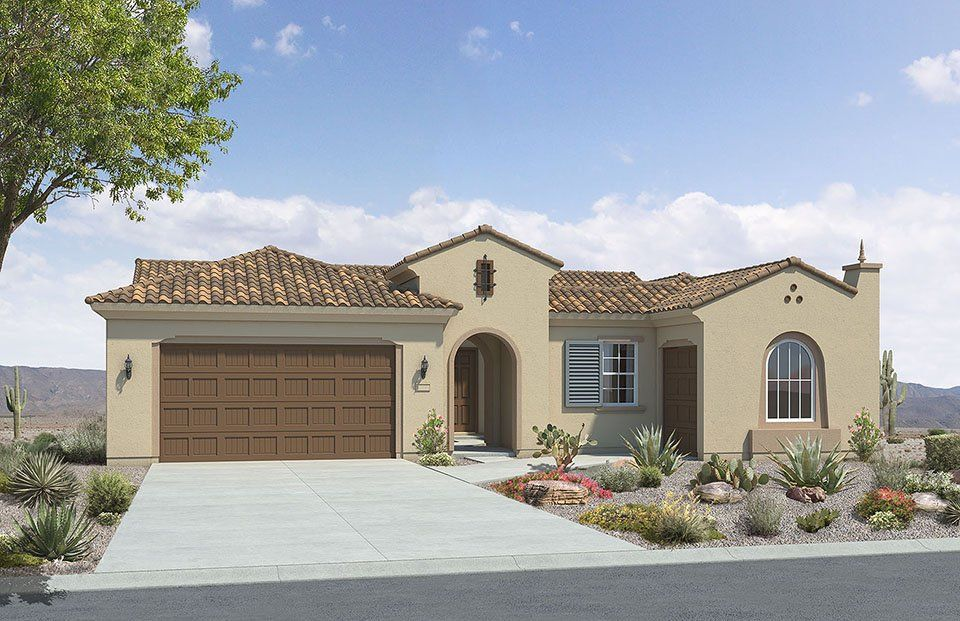 Single Family for Sale at Lone Tree - Journey 6080 S. Pinaleno Place Chandler, Arizona 85249 United States