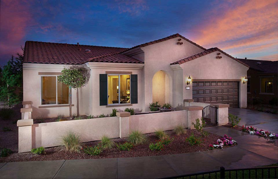 Single Family for Sale at The Haven 18870 Lasso Street Apple Valley, California 92308 United States