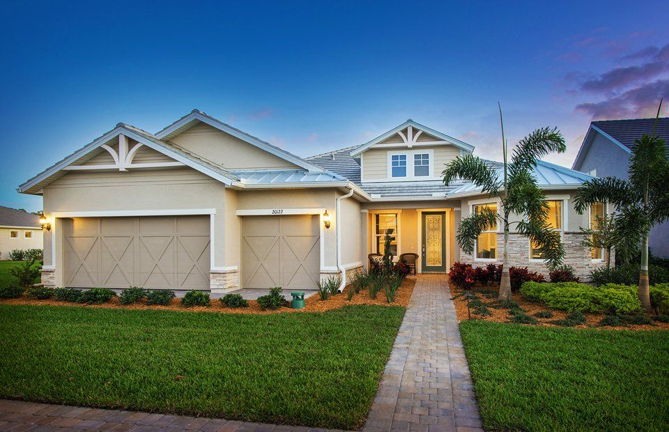 Single Family for Sale at Pinnacle 20012 Tavernier Drive Estero, Florida 33928 United States