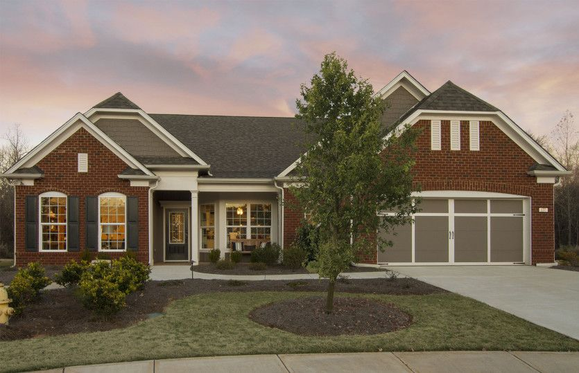 Single Family for Sale at Del Webb At Lake Oconee - Sonoma Cove 1001 Muscogee Way Greensboro, Georgia 30642 United States