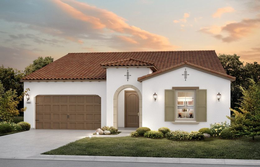 Single Family for Sale at Cortina At Terramor - Maggio 24741 Overlook Drive Corona, California 92883 United States