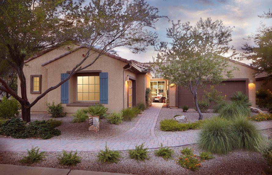 Single Family for Sale at Essence 13941 E Via Cerro Del Molino Vail, Arizona 85641 United States
