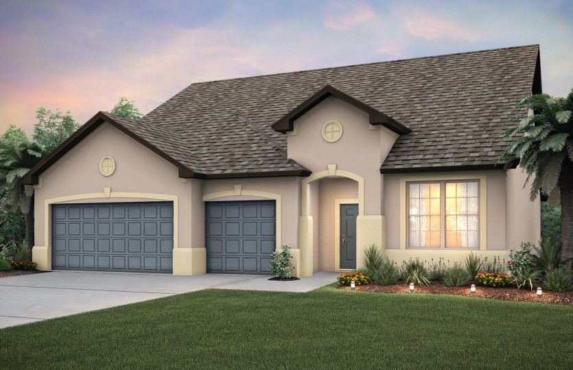 Single Family for Sale at Del Webb Stone Creek - Dover Canyon Grand 6320 Sw 89th Court Road Ocala, Florida 34481 United States