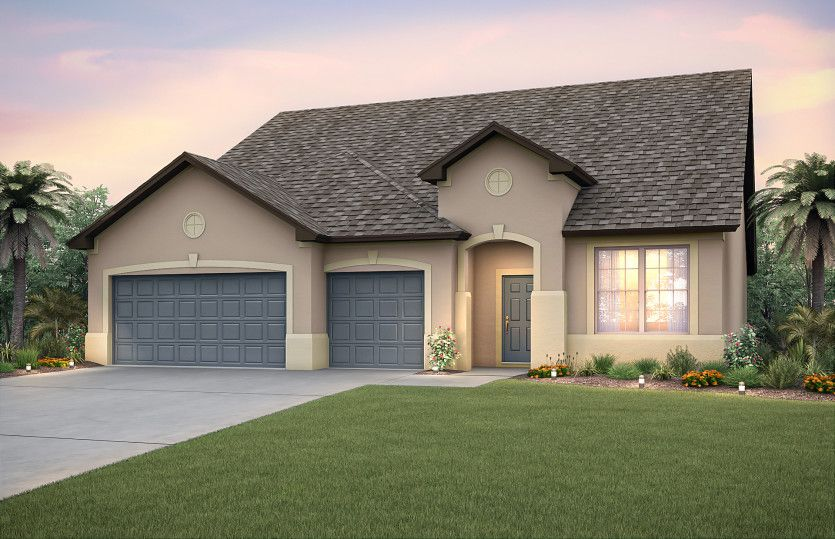 Single Family for Sale at Del Webb Stone Creek - Infinity Grand 6320 Sw 89th Court Road Ocala, Florida 34481 United States