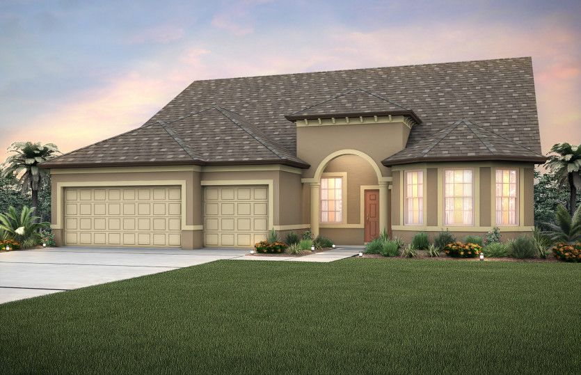 Single Family for Sale at Del Webb Stone Creek - Pinnacle Grand 6320 Sw 89th Court Road Ocala, Florida 34481 United States