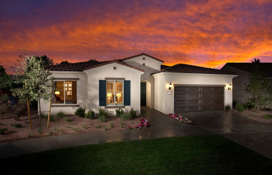 Single Family for Sale at The Serenity 18919 Lariat Street Apple Valley, California 92308 United States