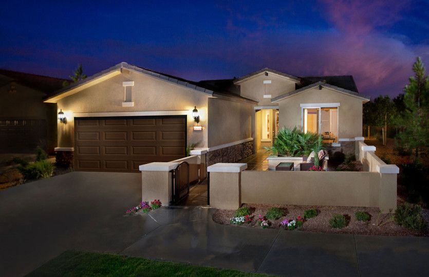 Single Family for Sale at Sun City Apple Valley - The Serenity 10750 Cumberland Crt Apple Valley, California 92308 United States