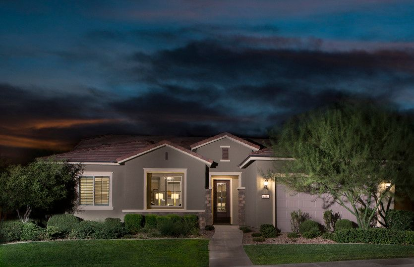 Single Family for Sale at Sun City Mesquite - Pursuit 1300 Flat Top Mesa Dr Mesquite, Nevada 89034 United States
