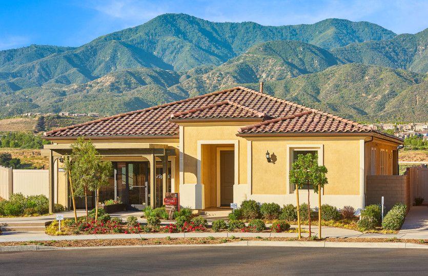 Unifamiliar por un Venta en Corvara 24492 Overlook Drive Corona, California 92883 United States