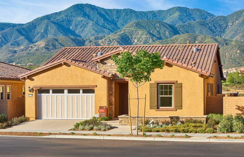 Single Family for Sale at Maggio 24612 Overlook Drive Corona, California 92883 United States