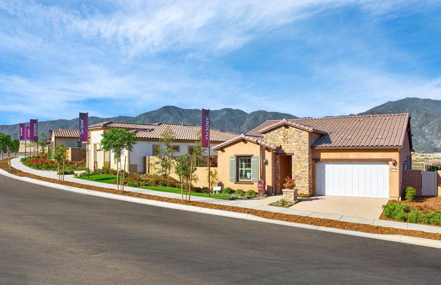 Single Family for Sale at Bellwood 24213 Sunset Vista Drive Corona, California 92883 United States
