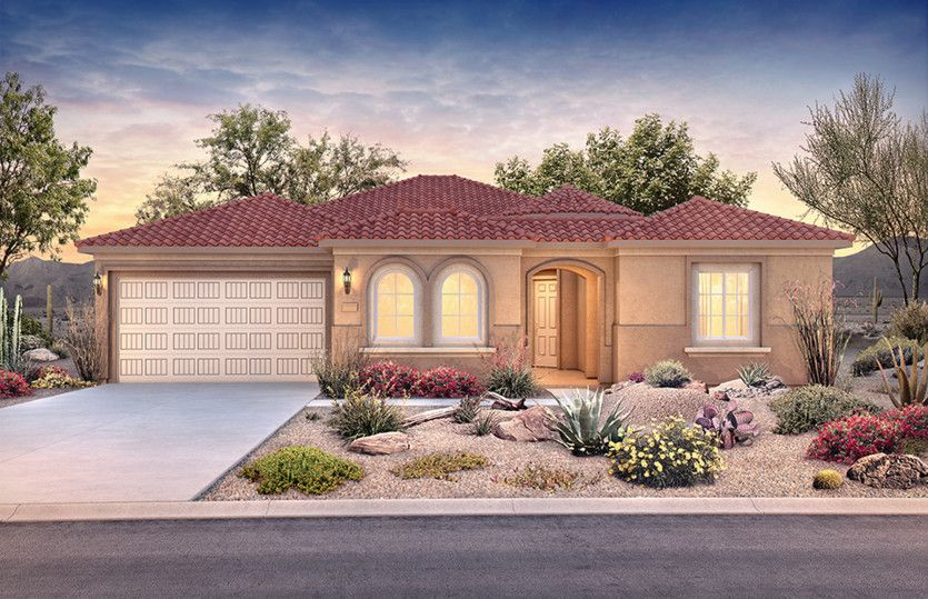 Single Family for Sale at Del Webb At Rancho Mirage - Voyage 115 Claret Rancho Mirage, California 92270 United States