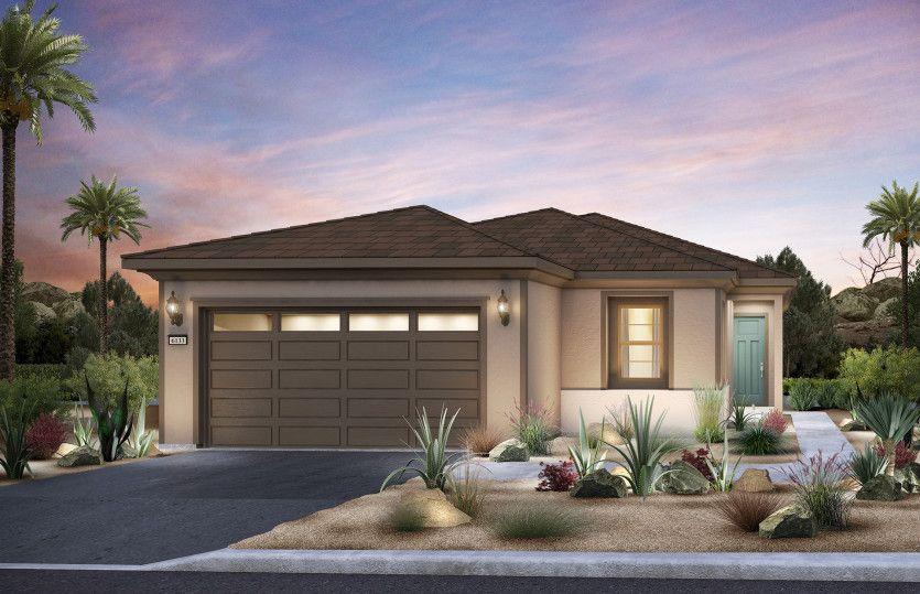 Single Family for Sale at Del Webb At Rancho Mirage - Expedition 71-090 Dinah Shore Drive Rancho Mirage, California 92270 United States