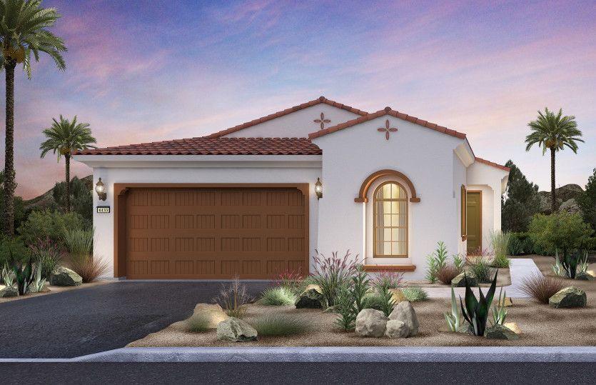 Single Family for Sale at Del Webb At Rancho Mirage - Getaway 71-090 Dinah Shore Drive Rancho Mirage, California 92270 United States