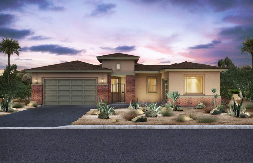 Single Family for Sale at Del Webb At Rancho Mirage - Journey 115 Claret Rancho Mirage, California 92270 United States