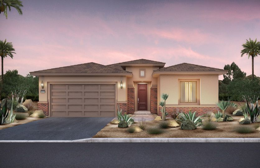 Single Family for Sale at Del Webb At Rancho Mirage - Refuge 115 Claret Rancho Mirage, California 92270 United States