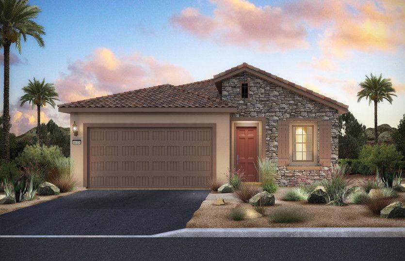 Single Family for Sale at Del Webb At Rancho Mirage - Solitude 71-090 Dinah Shore Drive Rancho Mirage, California 92270 United States