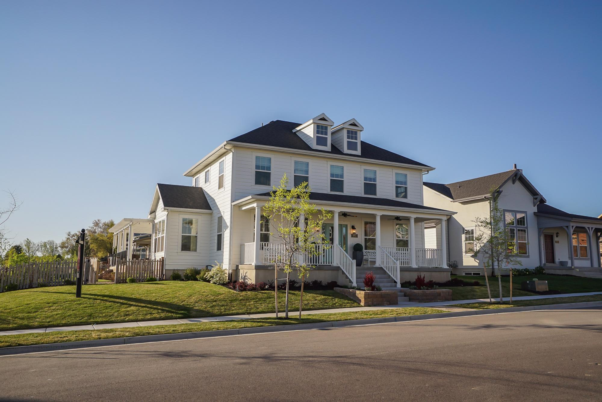 Single Family for Active at Linden 5086 W. Beach Comber Way South Jordan, Utah 84095 United States