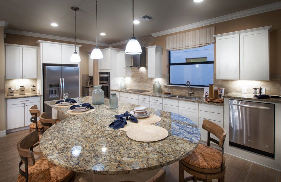 Martin ray islandwalk at the west villages in venice for Kitchen cabinets venice fl