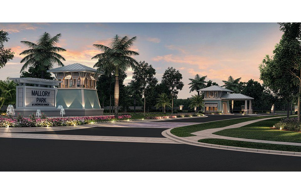 Single Family for Sale at Summerwood 11408 Golden Bay Place Bradenton, Florida 34211 United States