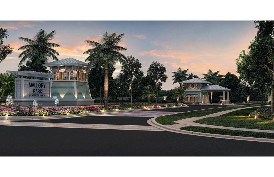 单亲家庭 为 销售 在 Summerwood 11408 Golden Bay Place Bradenton, Florida 34211 United States