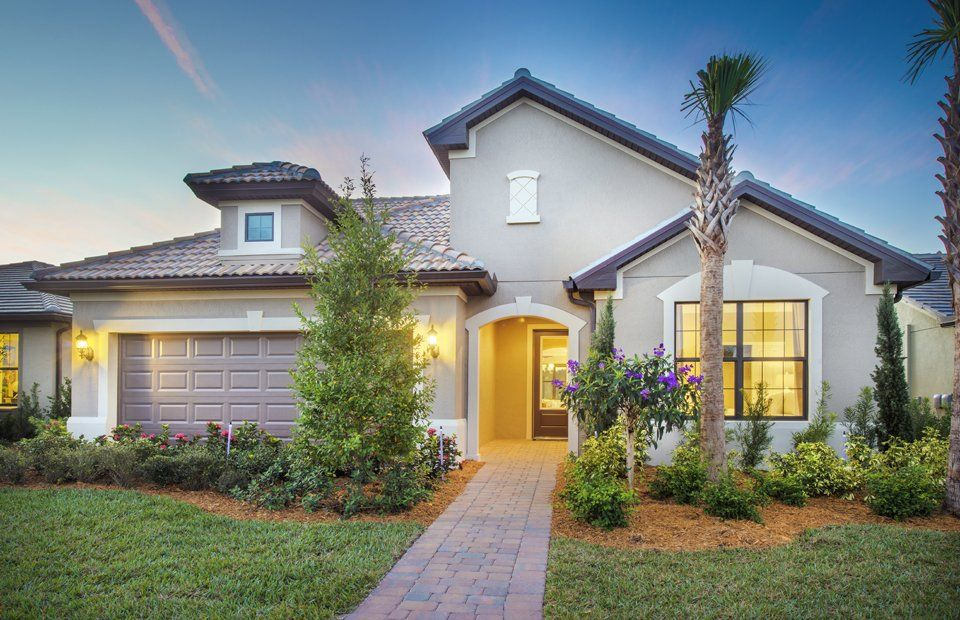 Veranda Gardens New Homes In Port Saint Lucie Fl By Divosta Homes