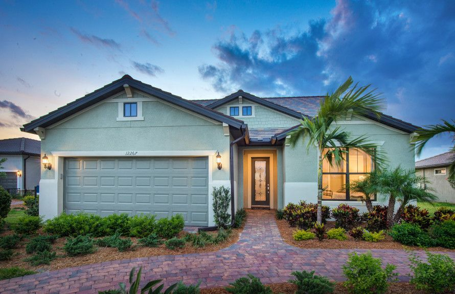Hammock preserve on palmer ranch new homes in sarasota fl for Palmers homes