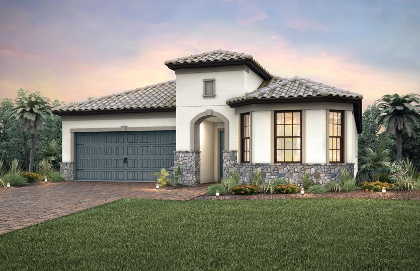 Single Family for Sale at The Fields - Pompeii 4668 Polo Road Lake Worth, Florida 33467 United States