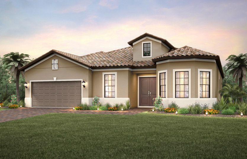 Single Family for Sale at Sonoma Isles - Stonewater 208 Sonoma Isles Circle Jupiter, Florida 33478 United States