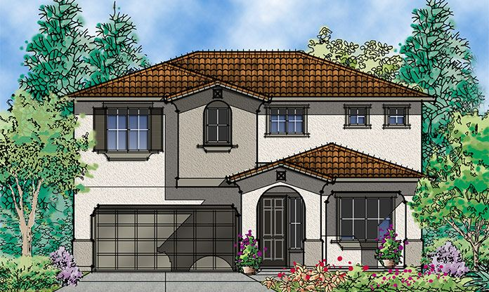 Single Family for Sale at Ladera View - Bredon 1982 Clyde Jean Place Fairfield, California 94533 United States
