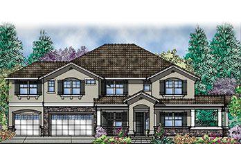 Single Family for Sale at Verona At Portofino Estates - 2449 Emerald Bay Drive 2304 Rutland Court Brentwood, California 94513 United States