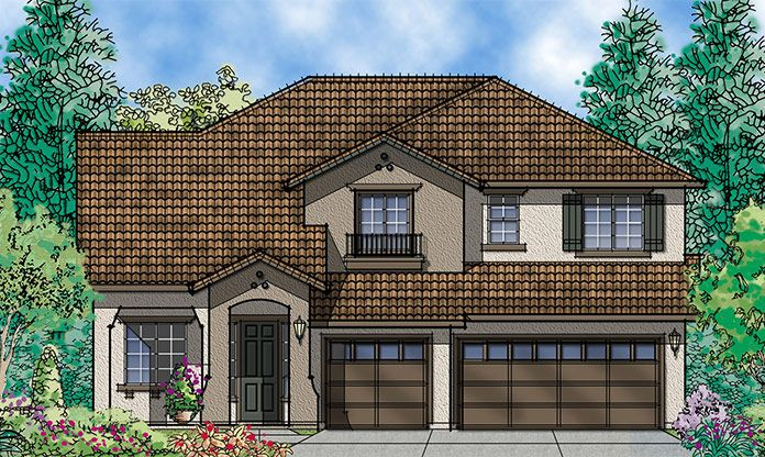 Single Family for Sale at Chestnut Grove - Residence 3 1600 Chestnut Grove Way Concord, California 94519 United States