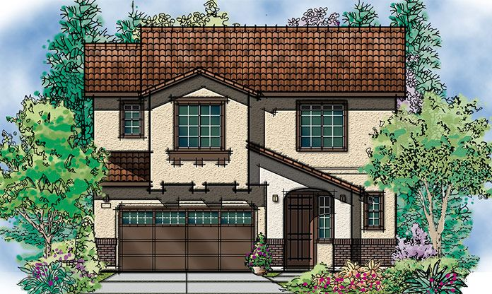 Single Family for Sale at Waterstone - Agate 14 Belle Harbor Circle Pittsburg, California 94565 United States