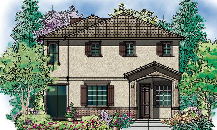 Single Family for Sale at Waterstone - Beryl 14 Belle Harbor Circle Pittsburg, California 94565 United States