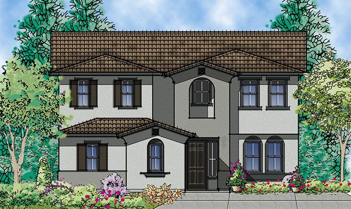 Single Family for Active at Ladera View - Castro 1982 Clyde Jean Place Fairfield, California 94533 United States
