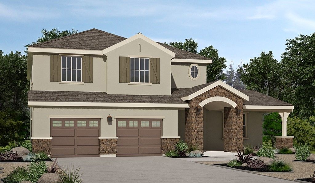 Single Family for Sale at The Orchard Collection At Highland Hills - Seville 7532 Aplin St. Highland, California 92346 United States