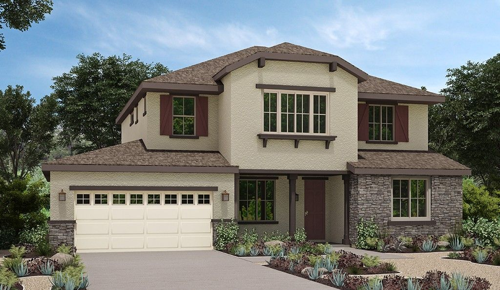 Single Family for Sale at The Orchard Collection At Highland Hills - Valencia 7532 Aplin St. Highland, California 92346 United States
