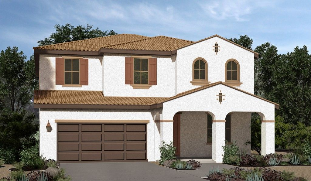 Single Family for Sale at The Orchards Collection At Wildomar Springs - Verna 35708 Capistrano Street Wildomar, California 92595 United States