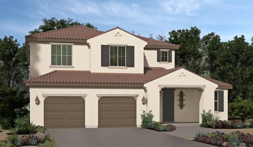 Single Family for Sale at The Orchards Collection At Wildomar Springs - Seville 35708 Capistrano Street Wildomar, California 92595 United States