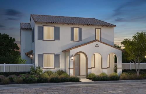Single Family for Active at The Courtyards At Upland Hills - Plan Four 1176 Masters Drive Upland, California 91784 United States