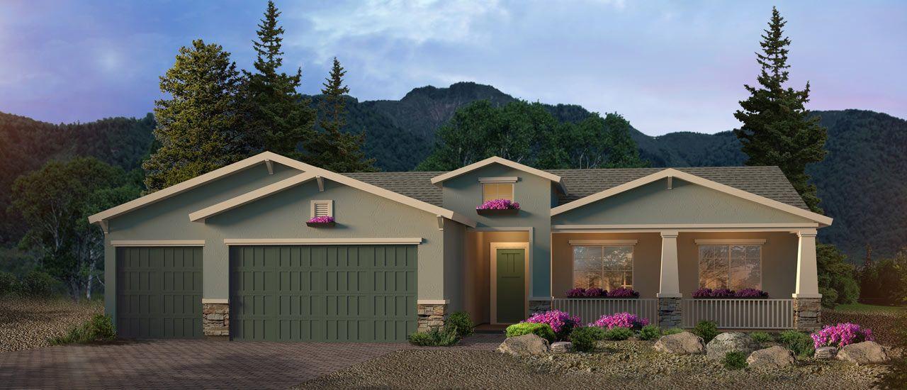 Single Family for Sale at Sweet Dreams Prescott Valley, Arizona 86314 United States