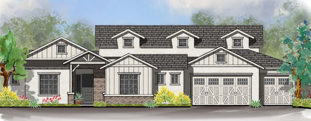 Single Family for Active at Enclave At The Dells - Sundance Prescott, Arizona 86301 United States